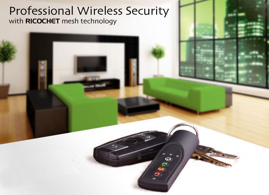 Wireless Alarm App